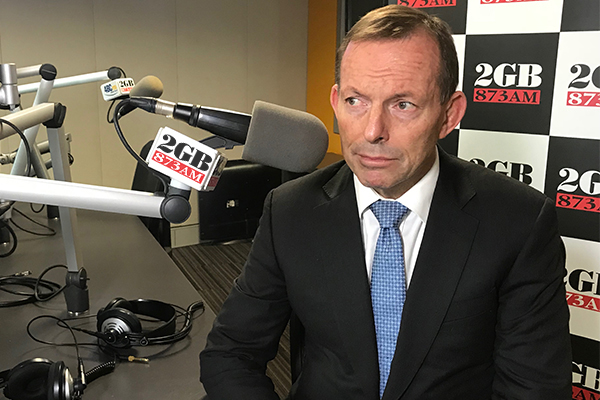 Article image for 'The era of the political assassin over,' Abbott responds to leadership chaos