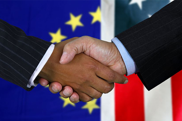 US and EU trade agreement proves Australia needs to be 'front of the pack'
