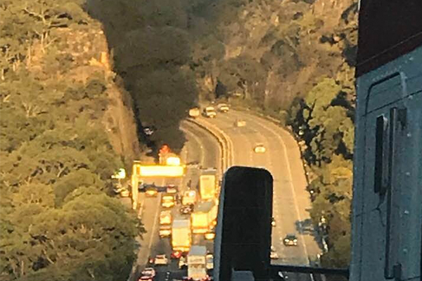 Article image for UPDATE | Truck driver charged over double fatal on the M1
