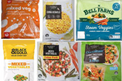 Frozen veggies recalled after possible listeria outbreak