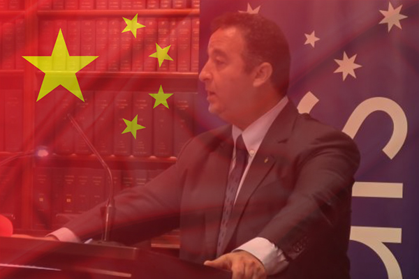 Article image for 'Is he kidding?': Labor MP says China needs greater control of global media