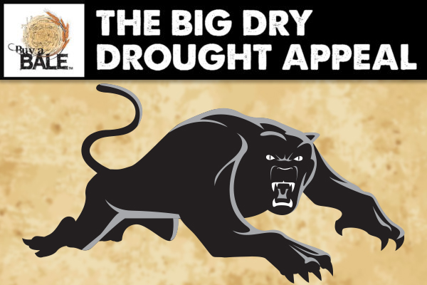Panthers donate over $100,000 to drought-stricken farmers