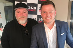 Kyle Sandilands makes the switch to AM radio