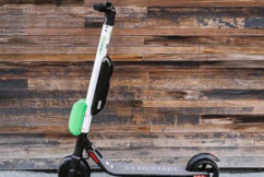 Just as share bikes cycle away, dockless scooters could be wheeling in
