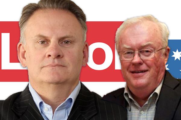 Article image for 'Not copping that': Mark Latham unleashes on Graham Richardson over 'king rat' jibe