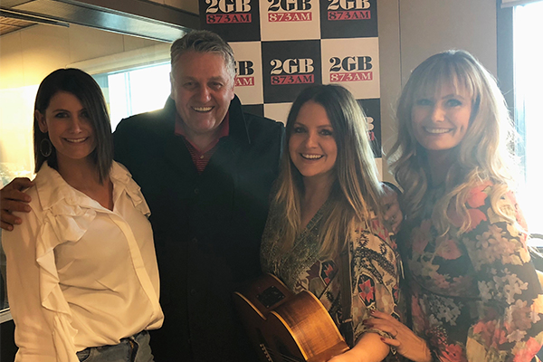 The McClymonts perform sensational cover of a Fleetwood Mac classic
