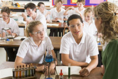 High schools to get specialist teachers as education levels fall