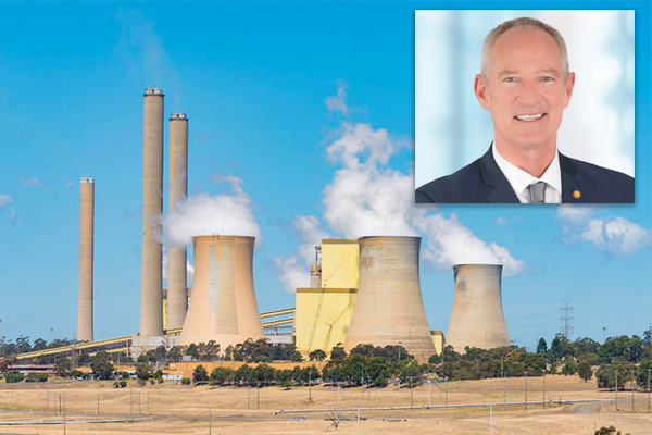 Article image for 'Are we job destroyers or are we job creators?': Queensland One Nation leader on Paris Agreement