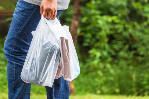 Article image for Plastic bag ban could be hurting the economy