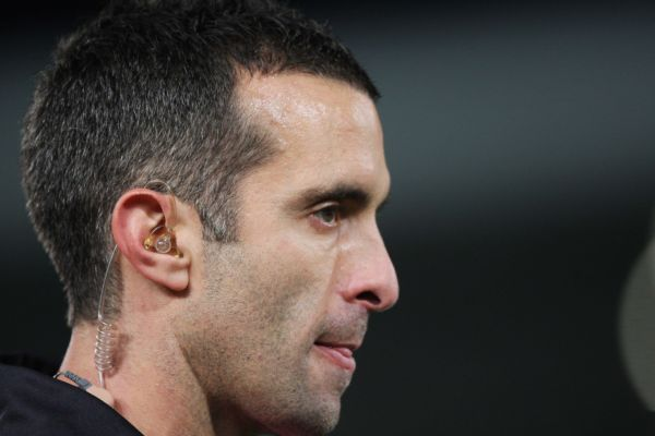 Article image for 'It is a tragedy': Top NRL referee bows out as online abuse becomes too much
