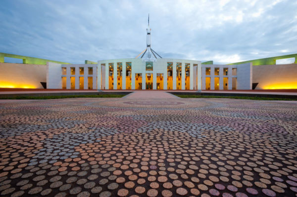 Article image for NEG and company tax cuts top of the agenda with Parliament's return