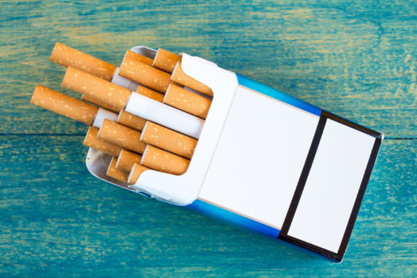 Article image for Growing tax on cigarettes now causing 'a lot of pain', expert says