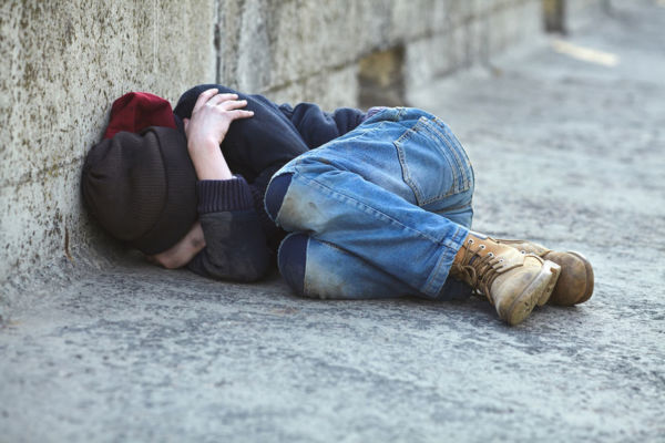 Article image for Independent MP fights to declare homelessness a 'state emergency'