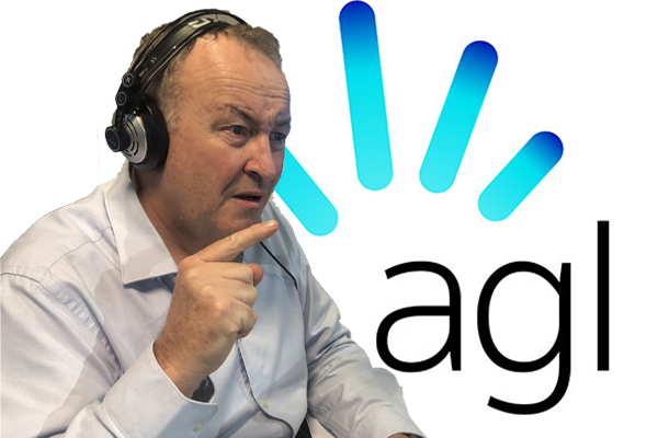 Article image for 'It's unmatched, alright': Chris Smith slams 'pathetic' AGL drought donation