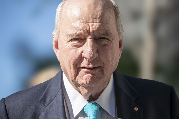 Article image for Alan Jones: 'In all my years, and it's now 33 in radio, I have rarely done this'