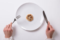When did eating become more of an art than food?