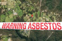 Police investigating illegal dumping of 17,000 tonnes of asbestos