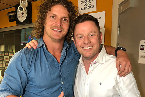 Article image for Ben Fordham and Big Marn have some interesting advice for The Bachelor