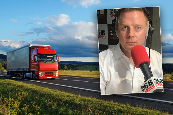 Article image for 'They've thrown the locals to the wolves': Council bans farmer's trucks