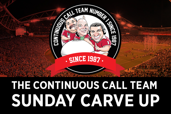 The Sunday Carve Up – March 17th, 2019
