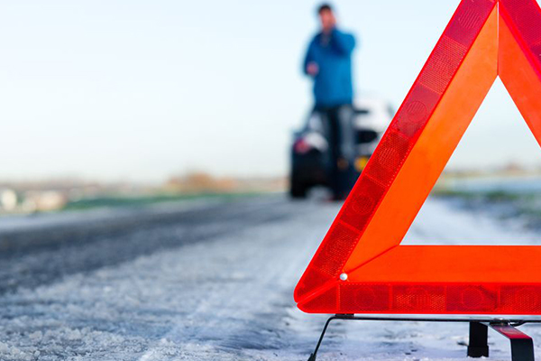Article image for Slow Down, Move Over: New law to prevent roadside deaths