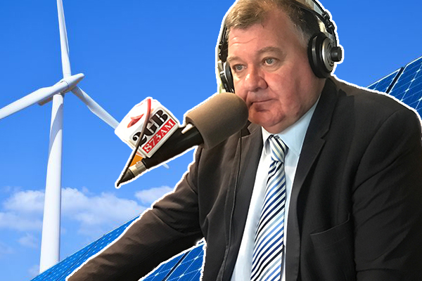 Article image for Craig Kelly still has 'grave concerns' over NEG, says 'we go backwards'