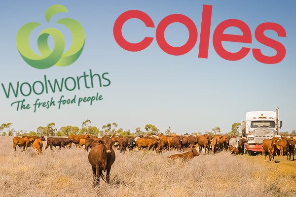 Article image for Supermarket giants hurting dairy farmers more than the drought