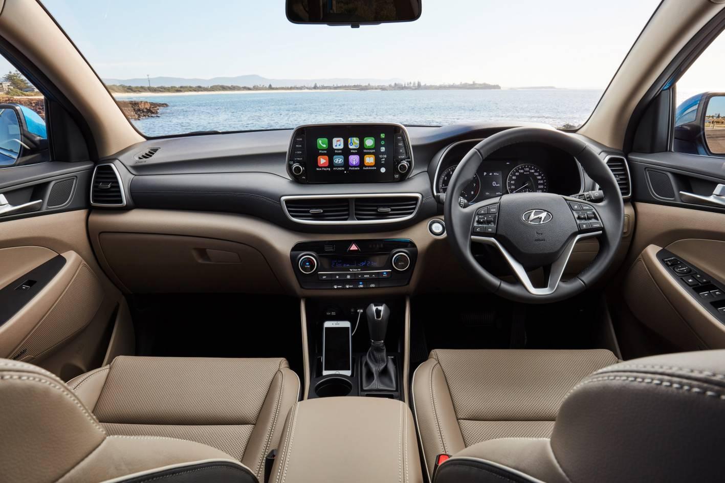 Hyundai Tucson - 3 2018