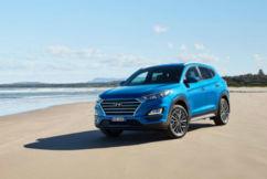 Hyundai's revitalized Tuscan range