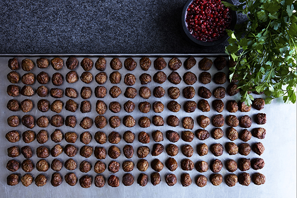 Article image for IKEA meatballs to get an Aussie makeover