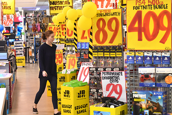 JB Hi-Fi shrugs off competition as profit jumps 35 per cent