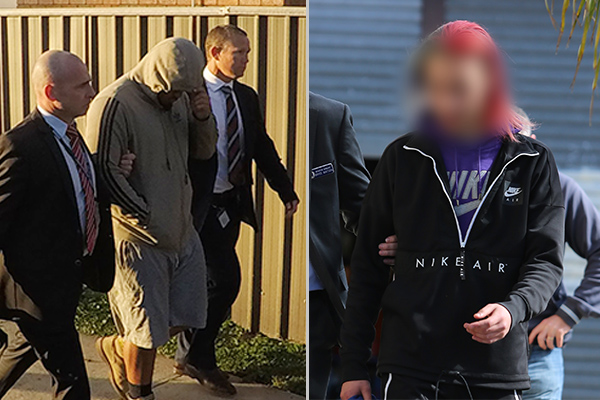 Article image for Police charge three men over school fire costing $10 million in damages