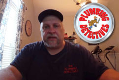 US Plumbing Detectives owner slams 'shoddy work' of plumbers back home