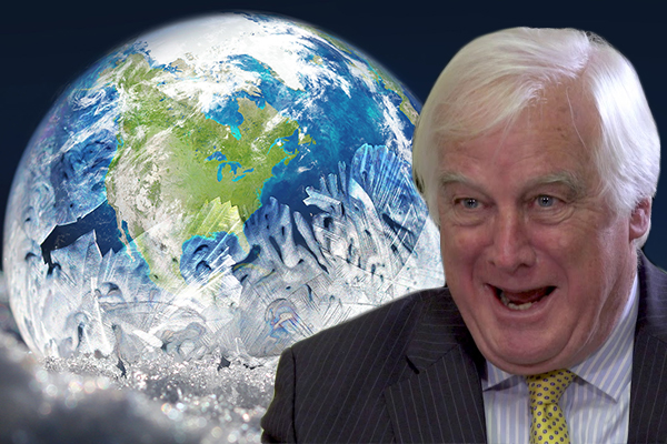 Article image for 'That peaked about 5000 years ago': Professor says planet has been cooling for millennia