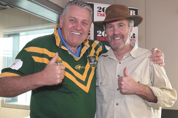Russell Coight has a red hot exclusive for Ray Hadley