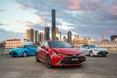 New Toyota Corolla arrives