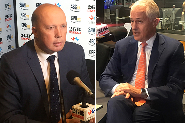 Article image for Peter Dutton to launch second challenge for the Liberal leadership