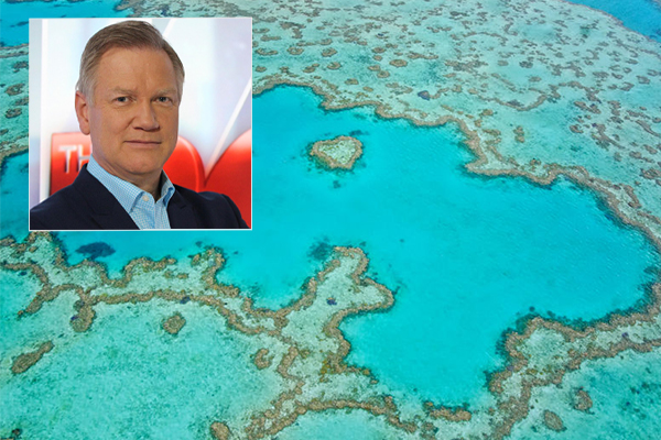 Article image for 'It is a reckless, reckless use of taxpayer money': Andrew Bolt on Barrier Reef handout