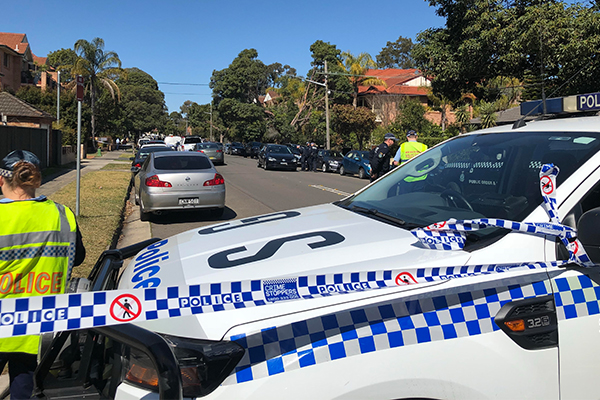 Article image for Man shot in the thigh in Sydney's south west