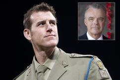 'War is a messy business': Brendan Nelson backs under fire war hero
