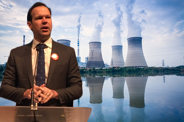 Article image for Resources Minister 'not against nuclear' but insists coal is the short-term solution
