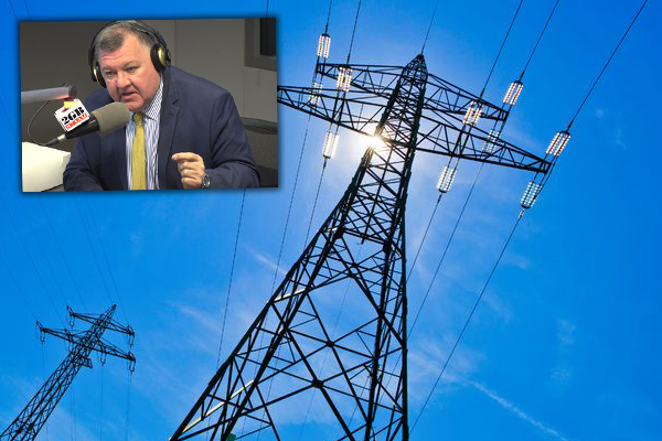 Article image for Craig Kelly 'can't see' how NEG can lower power prices