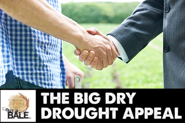 Article image for RSL announces $100,000 for drought affected farmers