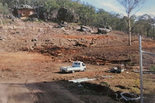Article image for Two men in Islamic guild illegally cleared rural land in Sydney's northwest