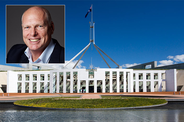 Article image for Senator Jim Molan discloses whether Peter Dutton will have his vote