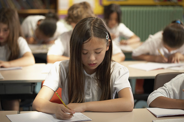 Article image for Schools ditches exams for 'alternative method' of testing kids