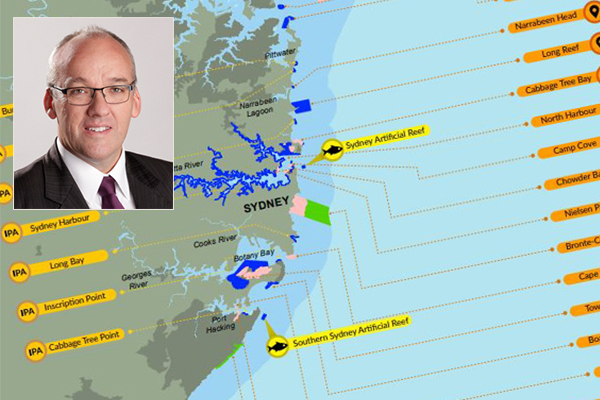 Article image for Labor won't lock fishers out of proposed marine parks, Opposition Leader says