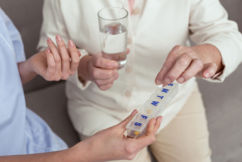 Nursing homes prescribing patients psychiatric drugs every day