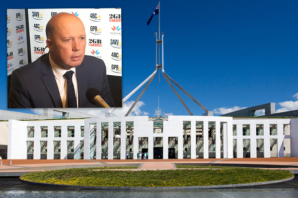 Article image for 'He will win the election': Peter Dutton on LibSpill fallout
