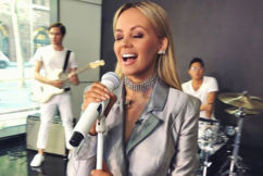From America to steel-caps: Samantha Jade's career hasn't been easy